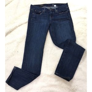 J.Crew Toothpick Ankle Size 27